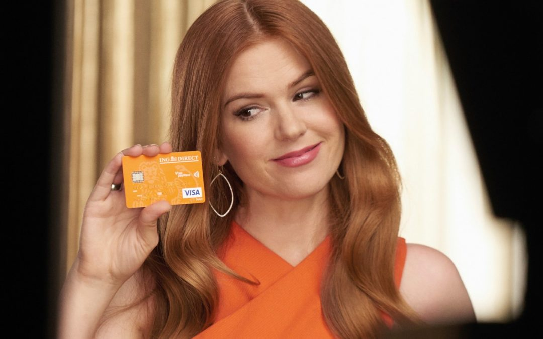 Orange is the new bank
