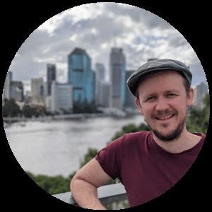 David Currie - Brisbane Financial Advisor at Wealthy Self by the Brisbane River